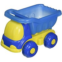 Small World Toys Sand & Water - Peek-A-Boo Dump Truck -