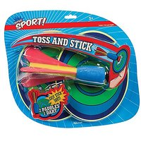 Toysmith Toss And Stick Toy