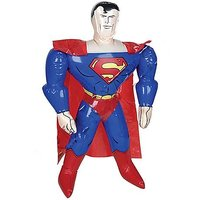 Superman Inflatable Blow Up Over 3 Feet! By CS Novelty