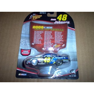 Buy Jimmie Johnson 48 Lowes 2006 Winners Circle 1 64 With 1 24