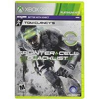Tom Clancy's Splinter Cell Blacklist(XBox 360)