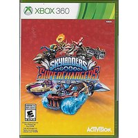 Skylanders Superchargers Standalone Game Only For Xbox