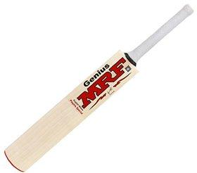 MRF 555 Kashmir Willow Cricket Bat SH Size