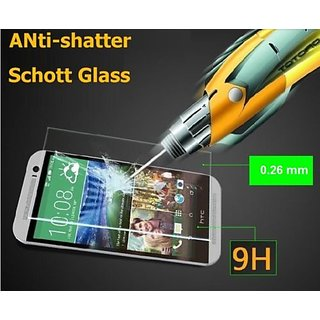 HTC One M8 Tempered Glass Screen Protector/Guard