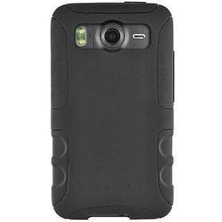 timeless design eb742 b475c Seidio CSK3HTACE-BK DILEX Case for use with HTC Inspire 4G/ Desire HD -  Black