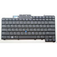 Replacement DELL D620/D820 Keyboard Black