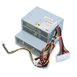 Genuine Dell 280W Replacement Power Supply Unit Power Brick For Dell  Optiplex 360, 380 Desktop Systems Replaces Dell Part Numbers: H790K, H797K,