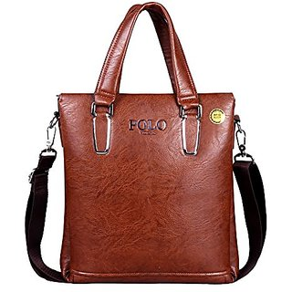5b779c7528a2 POLO VIDENG Fashion Hotest Men s Genuine Leather RFID Blocking ...