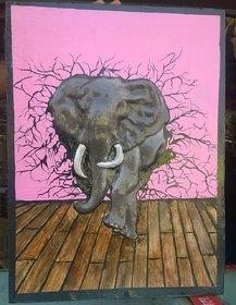 3D elephantaaa