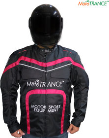Mototrance MOTORSPORT Riding Gear Body Armor Jacket For Bike Driving