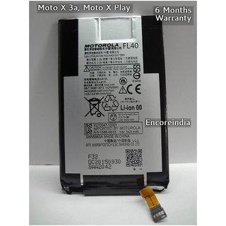 High Backup Battery FL40 FL-40 FOR Motorola Moto X 3a  Moto X Play SNN5963B