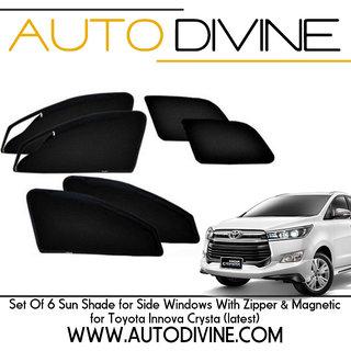 Buy Toyota Innova Crysta Car Accessories Side Window