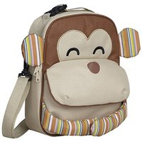 My Milestones Toddler Lunch Backpack - Chunky Monkey