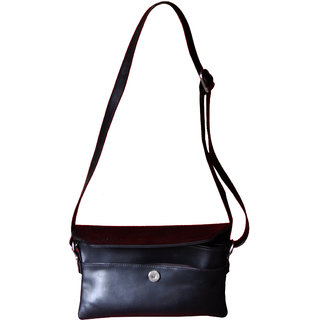 Vestire Brand Sling Bag (imported Leather Foam, Thread & Chain) High Demand