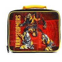 Transformers Bumblebee Rectangular Lunch Bag