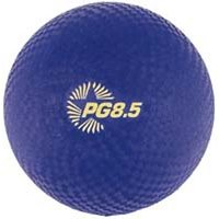 "8.5"" Blue Olympia Playground Balls - Set Of 6"