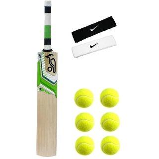 Buy Kookaburra Sticker Popular Willow Cricket Bat Full Size With