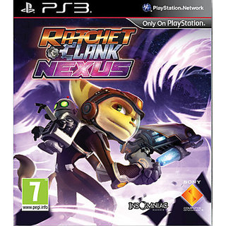 Ratchet And Clank Into The Nexus (Standard Edition) (Games, PS3)