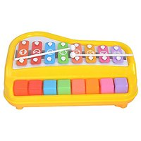 Mtele Xylophone And Piano 2 In 1 Musical Instrument For