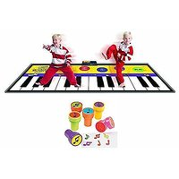 Piano Music Dance Mat The World's Biggest Piano Mat Bui