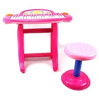 Little Rockers Deluxe Childrens 36 Keys Toy Piano Keybo
