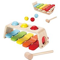 Classic World 2-in-1 Pound & Tap Music Bench
