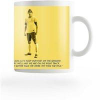 PosterGuy Neymar Brazil Football FIFA World Cup 2014 Ceramic Mug