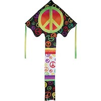 Premier Kites Large Easy Flyer Gradient Peace PMR44167