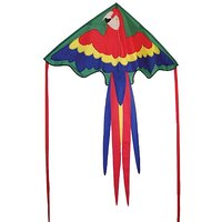 In The Breeze Parrot Fly Hi Delta Kite, 46-Inch
