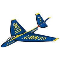 "X-Kites 25"" FlexWing Glider, Blue Angels Jet 3D Flyer"
