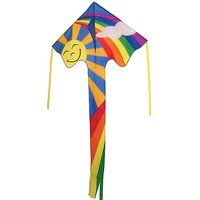 In The Breeze Sun Rainbow Fly-Hi Delta Kite, 48-Inch