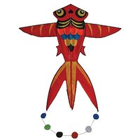In The Breeze Goldfish Delta Kite, 69-Inch