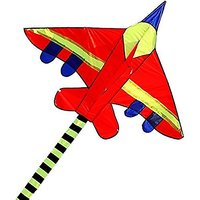 Hengda Kite Long Tail Cartoon Fighter Kites The Plane K