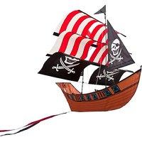HQ Kites Blackbeard's Ship Single Line Kite