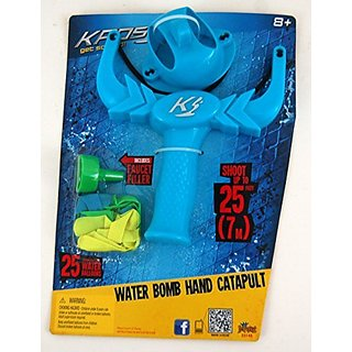 Imperial Toy Kaos Get Soaked Water Bomb Hand Catapult T