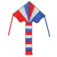 In The Breeze Patriot Spirit Fly-Hi Delta Kite, 46-Inch