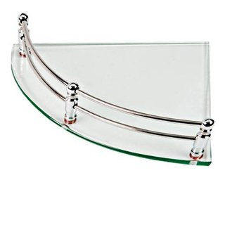Masterfit Glass Wall Shelf