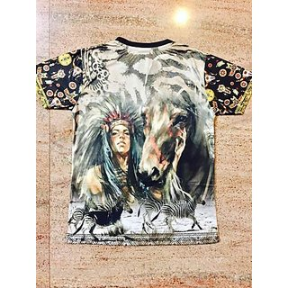 Printed T Shirts For Man
