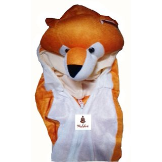 Fox Animal Fancy Dress Costume For Kids