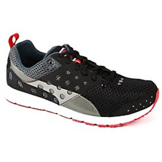 Puma Casual Black Sneakers
