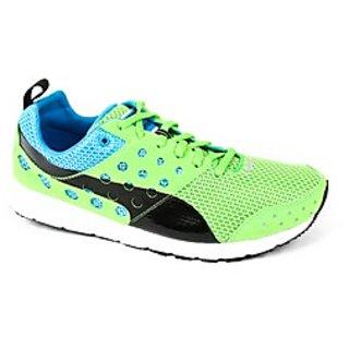 Puma In Trend Green Sneakers