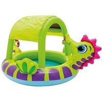 Intex Seahorse Baby Pool, 30 Gallon Cap.