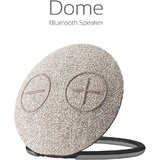Portronics Dome Portable Bluetooth Speaker with Mic