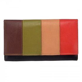 Arum Latest Designer Multi Colour Ladies  Wallet-AWLW-0