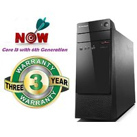 Lenovo S510 Tower Desktop ( Core I3 (5th Generation) 4