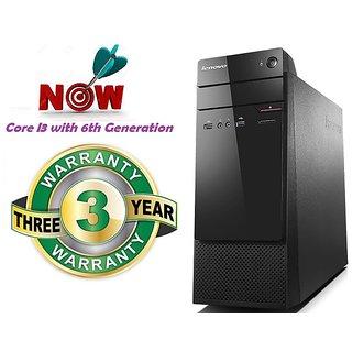 Lenovo s510 Tower Desktop ( Core i3 (5th Generation) 4 GB 500 GB DOS )