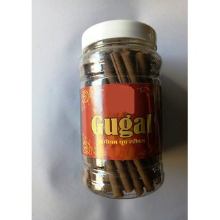 ZB Guggal/Gugal Premium Dhoop Stick Jar Set Of 3