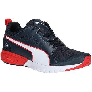 f8c709a1615 Buy Puma Bmw Ms Pitlane Ignite Dual Men S Blue Lace-Up Casual Shoes ...