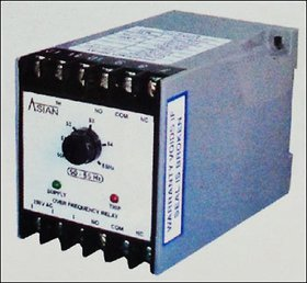 Asian Over Frequency Relay