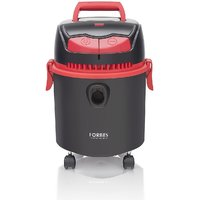 Eureka Forbes Trendy Wet and Dry DX 1150-Watt Home Vacuum Cleaner (Black and Red)